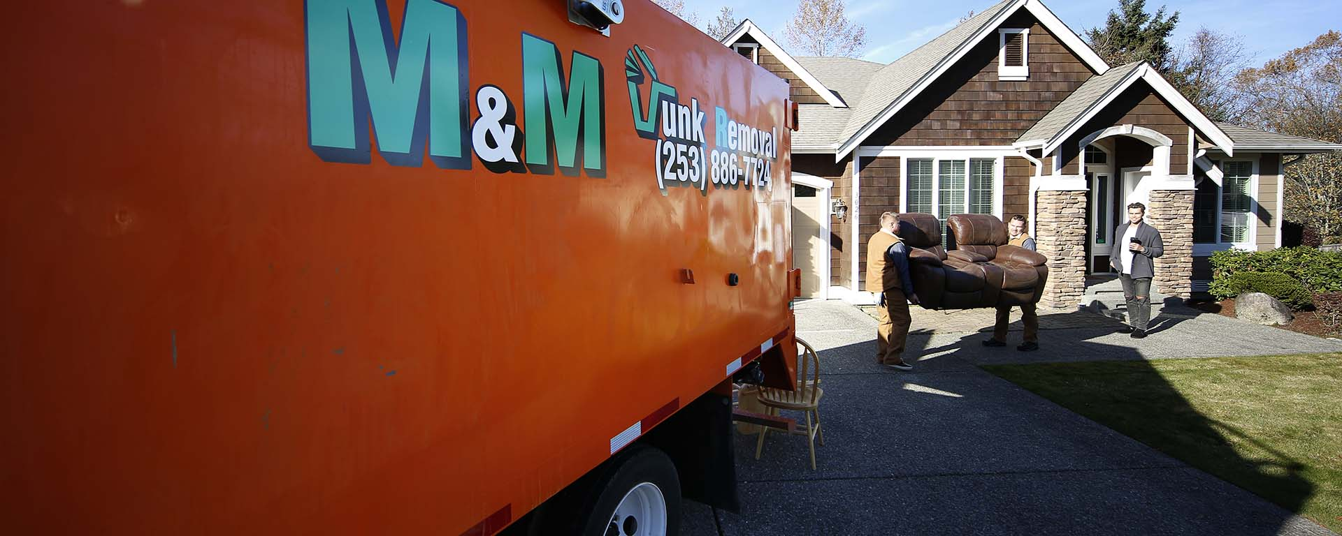 About M&M Junk Removal