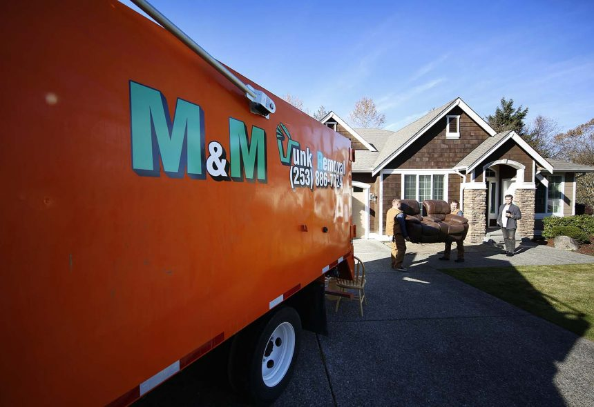M and M Junk Removal Seattle Service